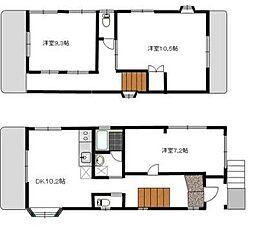 エムハウス[2階]の間取り