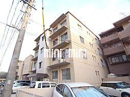 愛知県名古屋市千種区新池町4丁目の賃貸マンションの外観