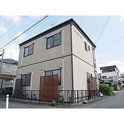 静岡県静岡市清水区草薙2丁目の賃貸アパートの外観