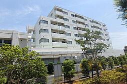 京王むさしのマンション[2階]の外観