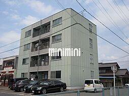 上松第2マンション[4階]の外観