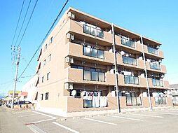 静岡県三島市長伏の賃貸マンションの外観