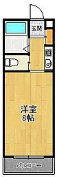 エトール6[1階]の間取り