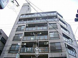シティーハイツ新今里[6階]の外観