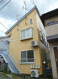 神奈川県川崎市宮前区鷺沼2丁目の賃貸アパートの外観