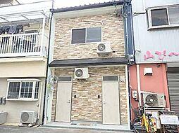 大阪府大阪市生野区新今里3丁目の賃貸アパートの外観