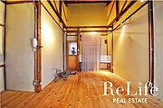 室内、内装済み、レトロ調の室内改装にて、大変綺麗に改装しております。