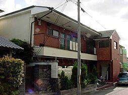 京都府京都市伏見区深草大亀谷八島町の賃貸マンションの外観