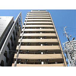 フェアステージ塚本[10階]の外観