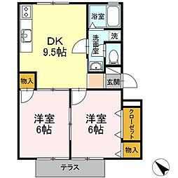 猿投駅 6.2万円