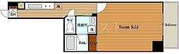MIYO大国[6階]の間取り