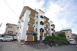 大阪府枚方市春日元町2丁目の賃貸マンションの外観