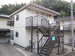 奥山ハイツB棟[102号室]の外観