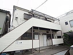 シャトー山崎[202号室]の外観