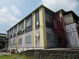 暁21・0号館 (ユニットバス)[1階]の外観