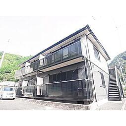 静岡県静岡市葵区大岩3丁目の賃貸アパートの外観
