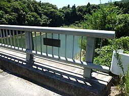 大積橋と黒瀬川