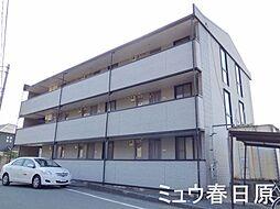 福岡県太宰府市国分2丁目の賃貸アパートの外観
