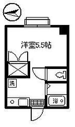 東京都府中市紅葉丘3丁目の賃貸マンションの外観