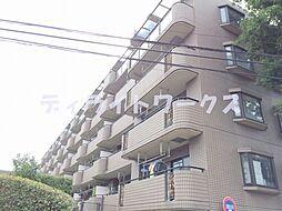 ガーデンクレス弐番館[6階]の外観