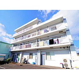 静岡県静岡市駿河区敷地2丁目の賃貸マンションの外観