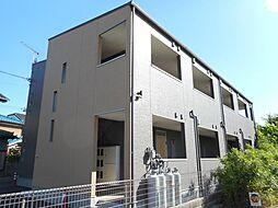 埼玉県比企郡小川町大字大塚の賃貸アパートの外観