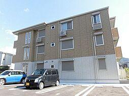 大阪府八尾市曙川東6丁目の賃貸アパートの外観
