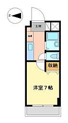 メゾン・NOVA[2階]の間取り