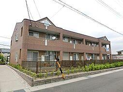 愛知県一宮市伝法寺12丁目の賃貸アパートの外観