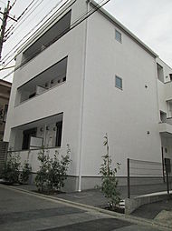 小田急小田原線 喜多見駅 徒歩8分の賃貸アパート