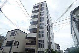 兵庫県神戸市長田区浪松町3丁目の賃貸マンションの外観