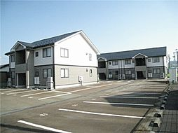 コーポ願海寺A棟[201号室号室]の外観