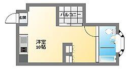 スタジオアパートメントWK[701号室]の間取り