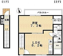 ST home[2階]の間取り