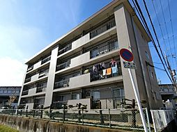 奈良コーポ[4階]の外観
