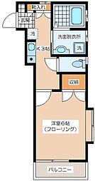 松原5丁目O邸[2階部分号室]の間取り