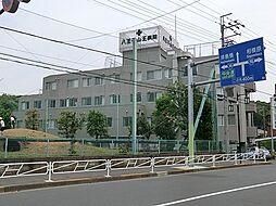 病院 約55m
