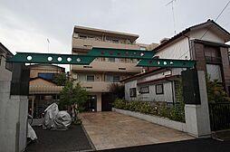 神奈川県川崎市幸区小倉3丁目の賃貸マンションの外観