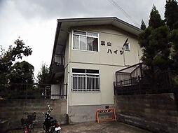 東山ハイツ[1階]の外観