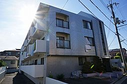 兵庫県川西市見野3丁目の賃貸マンションの外観