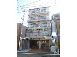 京都府京都市東山区森下町の賃貸マンションの外観