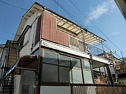ときわ荘[1階]の外観