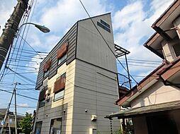 埼玉県さいたま市浦和区神明1丁目の賃貸マンションの外観