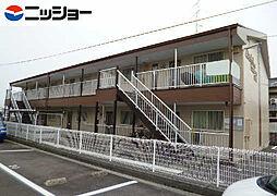 エスポワール羽島[1階]の外観