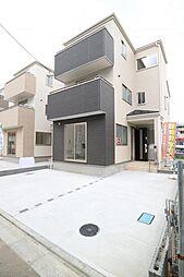 3階建て住宅堂...