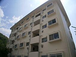兵庫県神戸市灘区鶴甲4丁目の賃貸マンションの外観