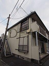 シティハイムニシダイB[2階]の外観