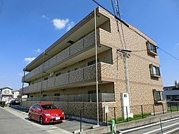 愛知県北名古屋市徳重与八杁の賃貸アパートの外観