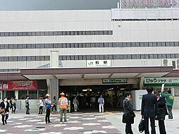 柏駅(JR常磐...