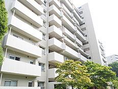 昭島つつじが丘ハイツ北13号棟 外観です。